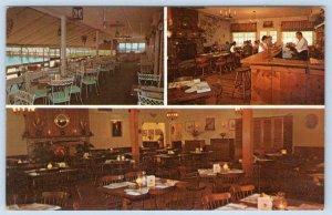 1972 TUCKAHOE INN*GREAT EGG HARBOR BAY*BEESLEY'S POINT*MARMORA NJ*RESTAURANT INT