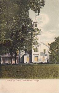 Exterior, Church of Christ, Dartmouth, College, Hanover, New Hampshire,  00-10s