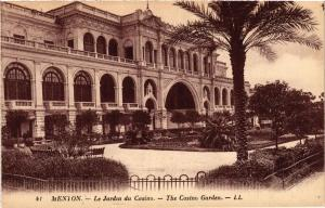 CPA Menton Le Jardin du Casino (617437)