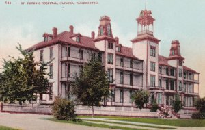 OLYMPIA, Washington, 00-10s; St. Peter's Hospital