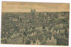 BRUXELLES - Panorama, Belgium, 00-10s