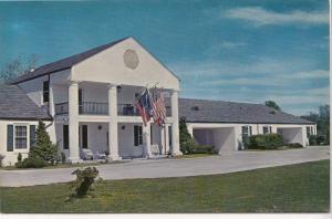 Bellemont Motor Hotel and Restaurant, Natchez, Mississippi, unused Postcard