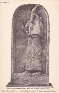 Palace of Assur wall panel , Iraq , 00-10s : Ashur-nasir-pal , King of Assyri