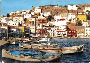 Greece Hydra Un coin de la ville Idra un angolo della citta
