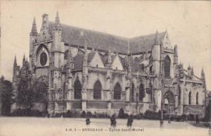 Eglise Saint-Michel, Bordeaux (Gironde), France, 1900-1910s
