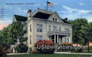 Governor's Mansion Springfield IL 1941