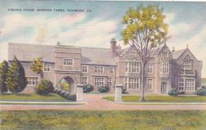 Virginia Richmond Virginia House Windsor Farms