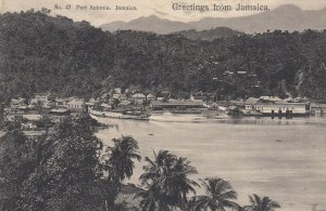 PORT ANTONIO , JAMAICA , 1900-10s