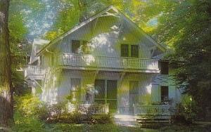 New York Chautauqua Miller Cottage Chautauqua On Lake Chautauqua