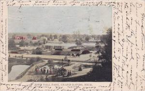 John Ball Park Grand Rapids Michigan 1905