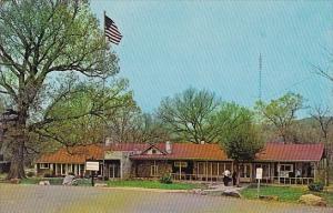 The Nerve Center Of Cherokee Village Arkansas