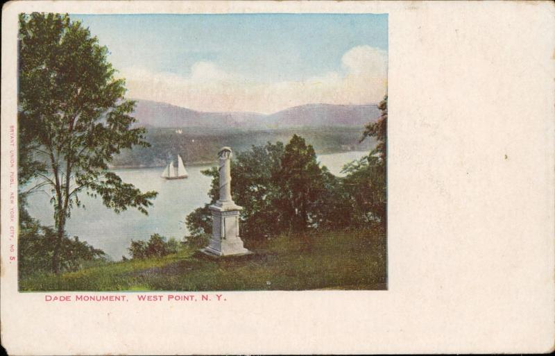 Dade Monument west Point New York
