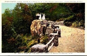 New Jersey Plainfield Washington Rock  1916