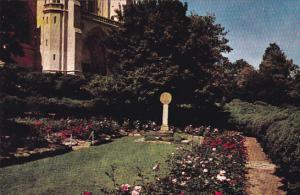 Bishop's Garden Washington Cathedral Virginia