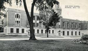 WI - Monroe, New High School