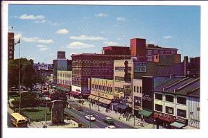 King Street Hamilton, Ontario, Canada Downtown, Gore Park, Bus