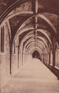 Holder Hall Cloisters Princeton New Jersey