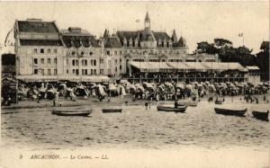 CPA Arcachon Le Casino (336493)