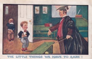 The Little things we have to Bare! , 1913