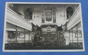 Vintage  Postcard Congregational Church Hadleigh Northamptonshire B1C
