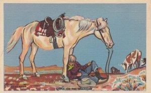 Lon MEGARGEE ; Little Joe Wrangler , Horse , 1930s