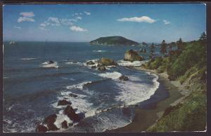 Trinidad Head,CA Postcard BIN