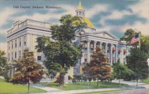 Mississippi Jackson Old Capitol
