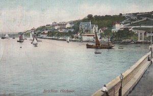 BRIXHAM, Devon, England, 1900-1910's; Harbour