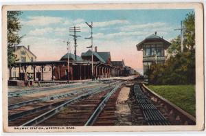 Railway Station, Westfield MA