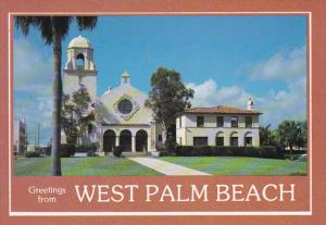 Holy Trinity Episcopal Church West Palm Beach Florida
