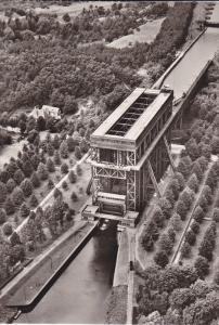 RP: Canal Lock , Near Leipzig , Germany , 40-50s