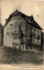 CPA Courtenay - La Maison d'Aristide Bruant - á Liffert - Courtenay (632331)