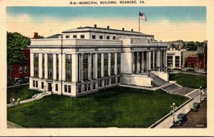 Virginia Roanoke Municipal Building