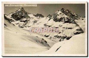 Old Postcard Silvretta Totenfeld