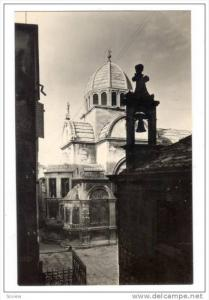 RP; Šibenik , Croatia, 20-40s ; Katedrala