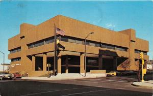 Anderson Indiana~Madison County Government Center~70s Cars-VW Beetle~Funny Note