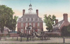 Virginia Williamsburg The Governors Palace Artvue