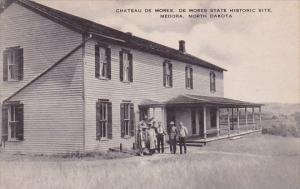 Chateau De Mores De Mores State Historic Site Medora North Dakota