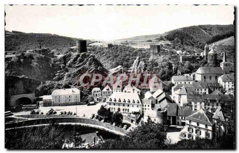 Postcard Modern Luxembourg Esch sur Sure