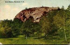 New Hampshire Manchester Rock Rimmon 1914