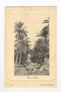 Dans l'Oasis, Africa, PU-1913