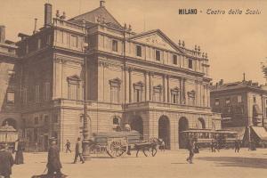 MILANO (Milan) , Italy , 00-10s : Teatro della Scalo