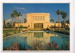 Church of Jesus Christ of Latter-Day Saints, Mesa Arizona Temple, used Postcard