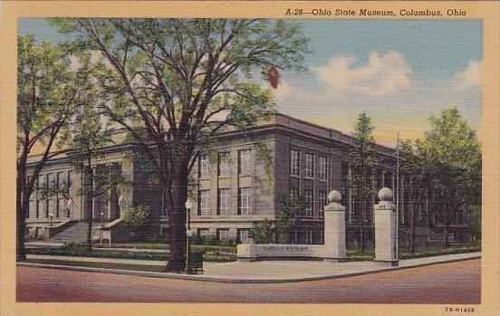 Ohio State Museum Columbus Ohio