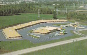 SALISBURY , North Carolina , 50-60s ; Holiday Inn