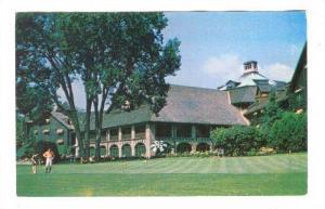 Golf : Seigniory Club , P.Q. , Canada , PU-1958