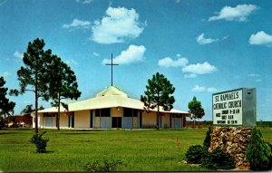 Florida Lehigh Acres St Raphael's Catholic Church