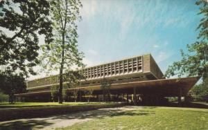 John M. Olin Library, Washington University, St. Louis, Missouri, 1963