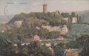 BIELEFELD , Germany , PU-1910 ; Sparrenburg