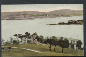 Devon Postcard - Plymouth From Mount Edgcumbe     RS7186